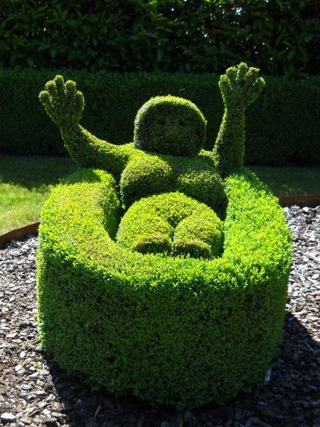 Badewanne Garten mit schöne ideen für ihr wohnideen